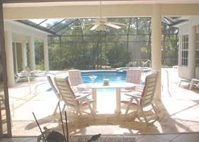 . . . your place in the United States for Naples Florida holiday homes and Naples vacation rentals!